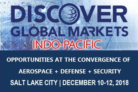 Discover Global Markets Indo-Pacific @ Hilton Salt Lake City Center